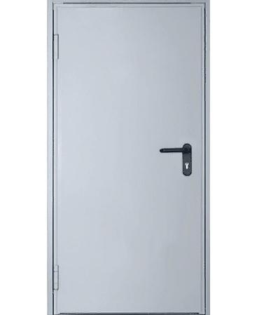 Противопожарная металлическая дверь ДПМ-01/60